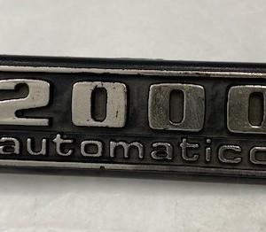 CA132602-ANAGRAMA-TRASERO-SEAT-132-2000-AUTOMATICO