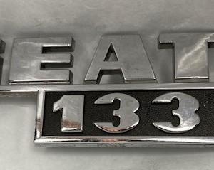 CA133601-ANAGRAMA-TRASERO-SEAT-133-L-SEAT-133-L-