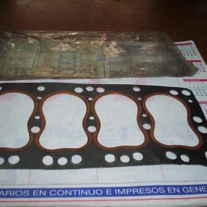 M6 JUNTA DE CULATA SEAT BALILLA, TOPOLINO Y PEUGEOT 203 Y OTROS