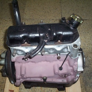 MOTOR SEAT 600 DE RECTIFICADO IMPECABLE