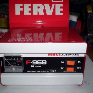 Cargador batería de Marca Ferve