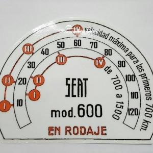 ADHESIVOS SEAT 600